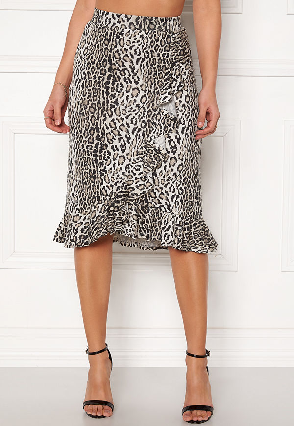 Happy Holly Farah midi skirt