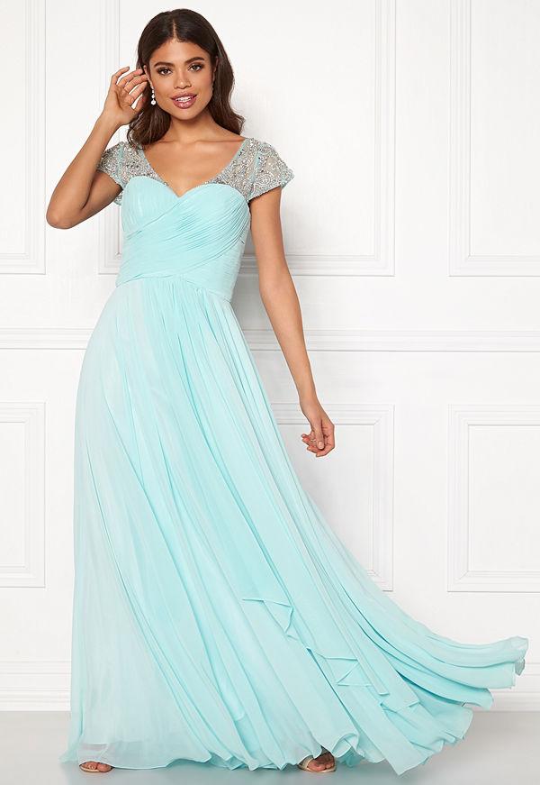 Susanna Rivieri Sweetheart Chiffon Dress