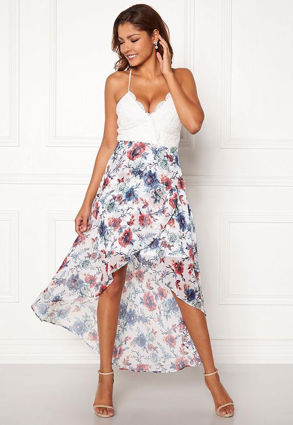 Chiara Forthi Floreale highlow dress