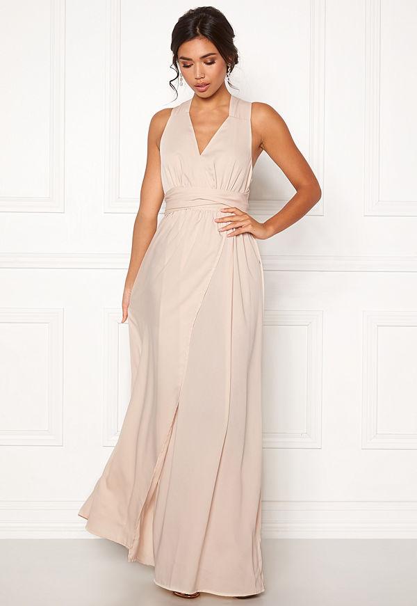 Bubbleroom Marianna cross back gown