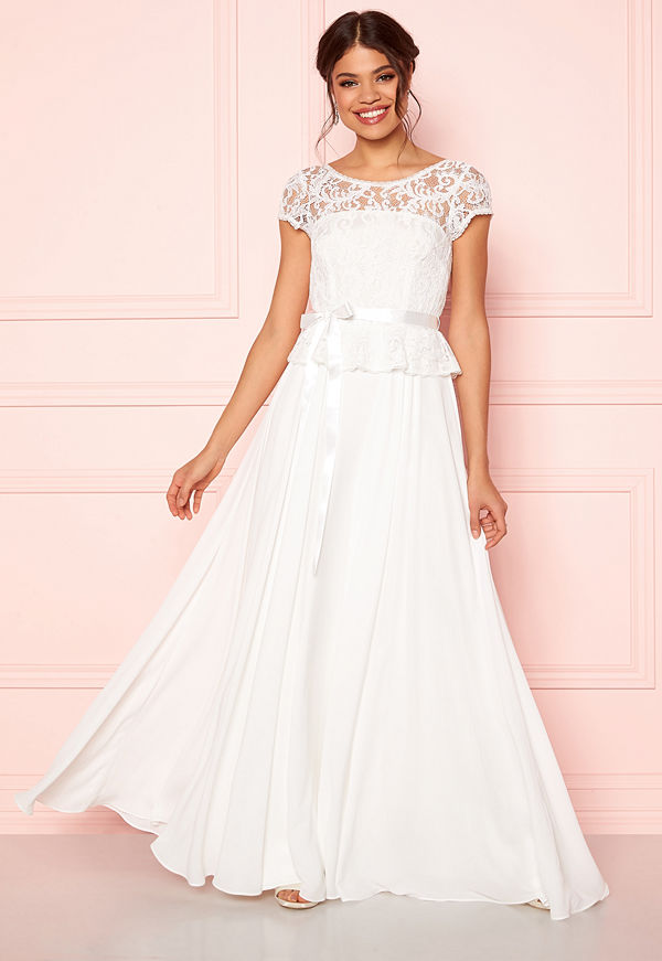 Ida Sjöstedt Belinda Wedding Dress Ivory