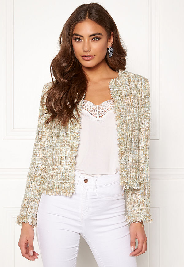 Girl In Mind Sienna Crop Jacket
