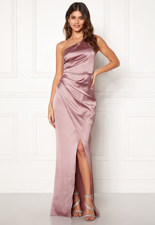 Moments New York Rosemary Satin Gown