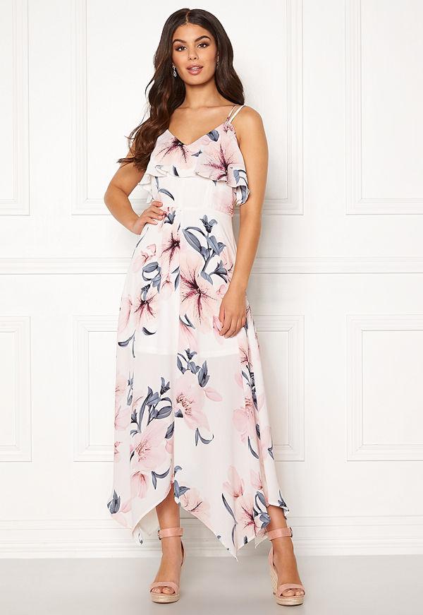 Girl In Mind Evie Floral Midi Dress