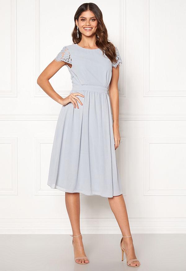 Moments New York Camellia Chiffon Dress