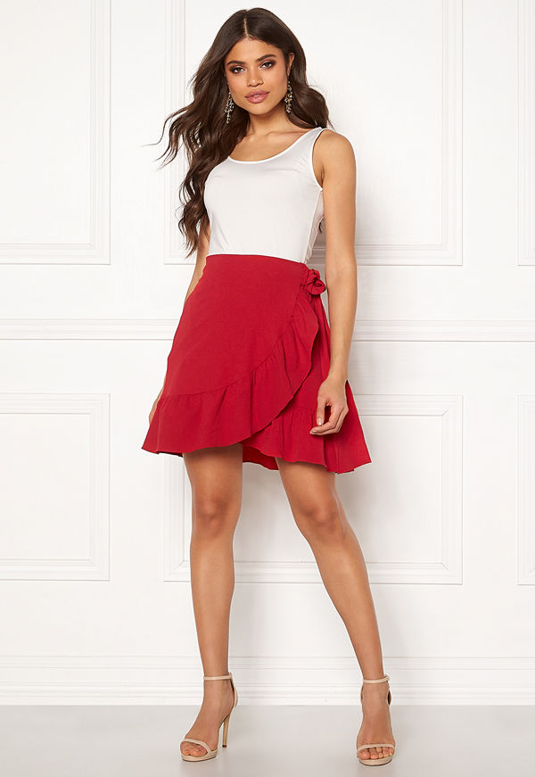 Vero Moda Cita Bobble Wrap Skirt