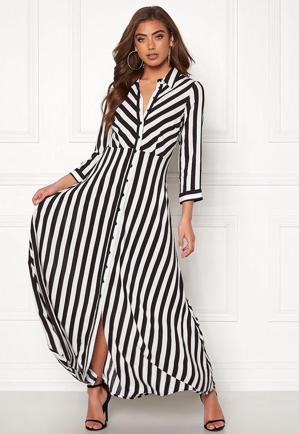 Y.a.s Savanna Long Shirt Dress