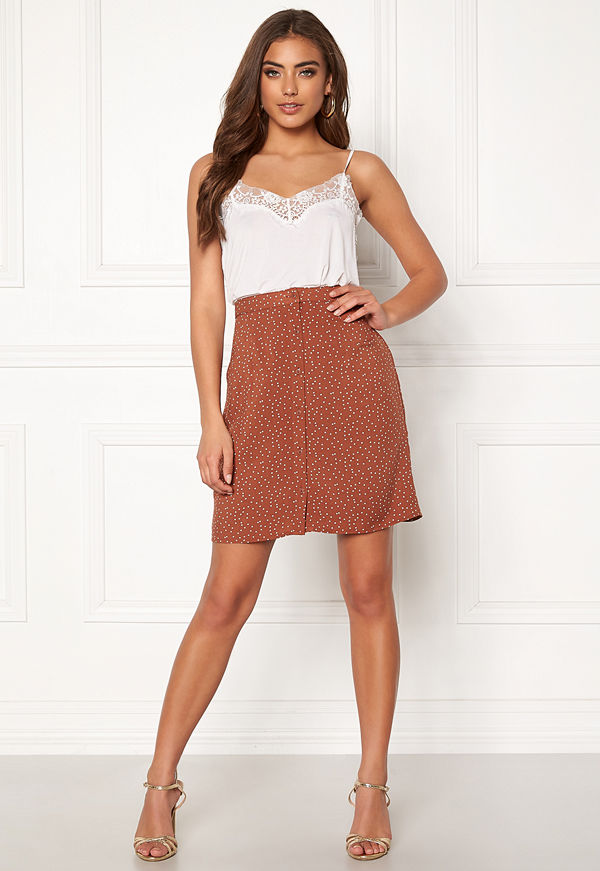 Object Clarissa Short Skirt