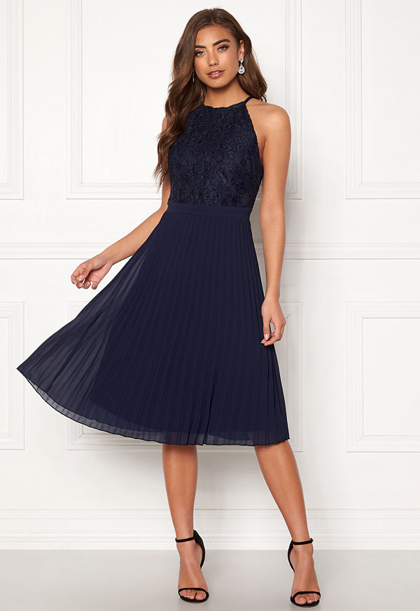 Moments New York Casia Pleated Dress