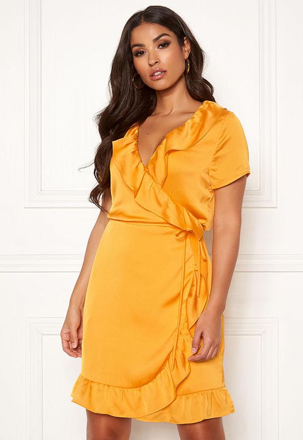 Rut & Circle Ida Wrap Dress
