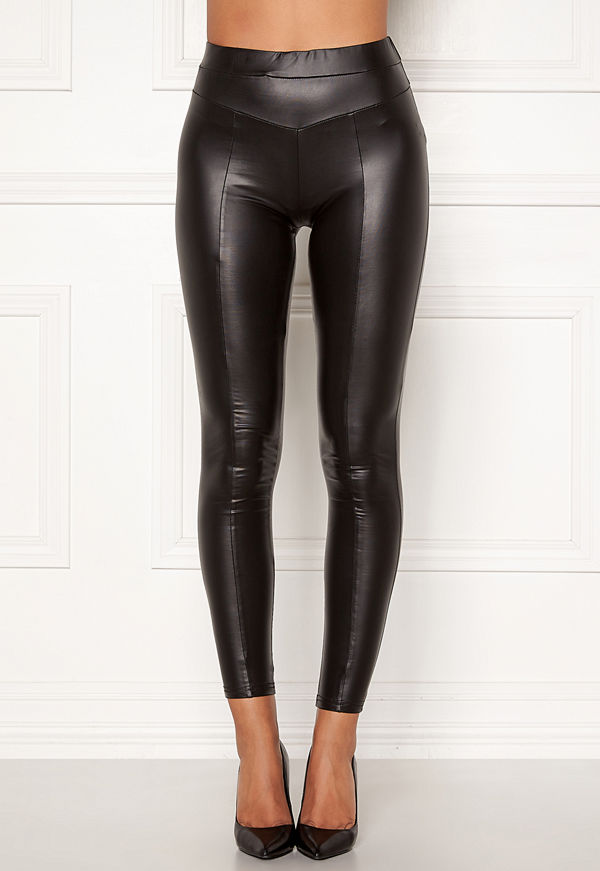 Ax Paris Faux Leather PU Leggings