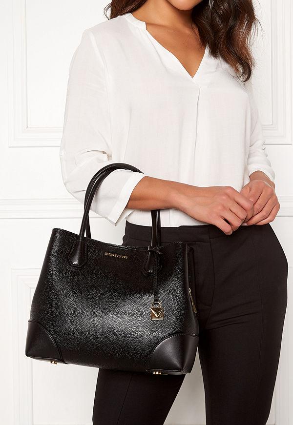 MICHAEL Michael Kors svart väska Mercer Gallery Bag