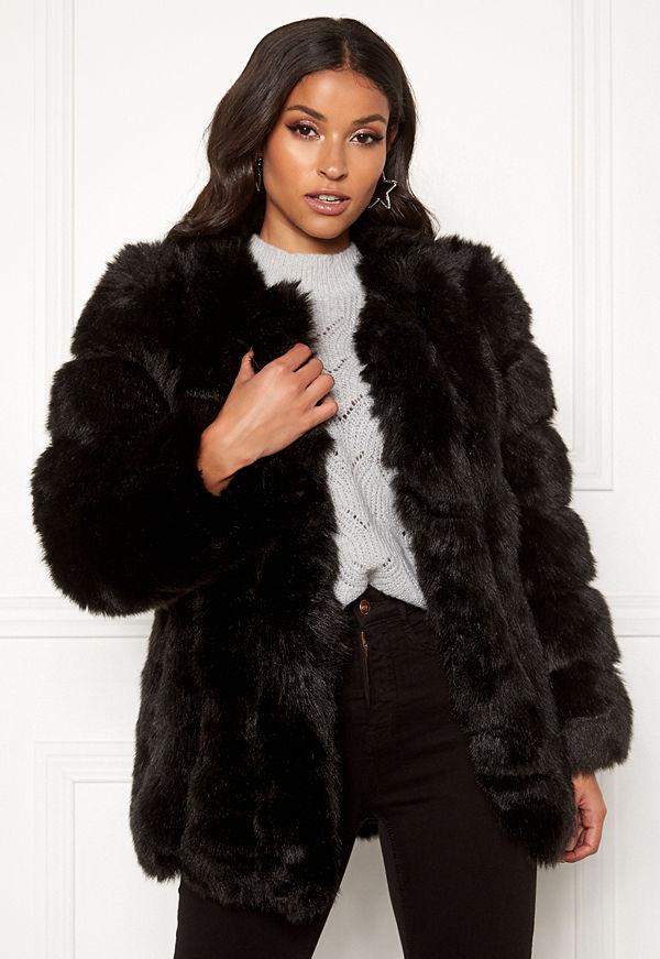 AMO Couture Renaissance Faux Fur Coat