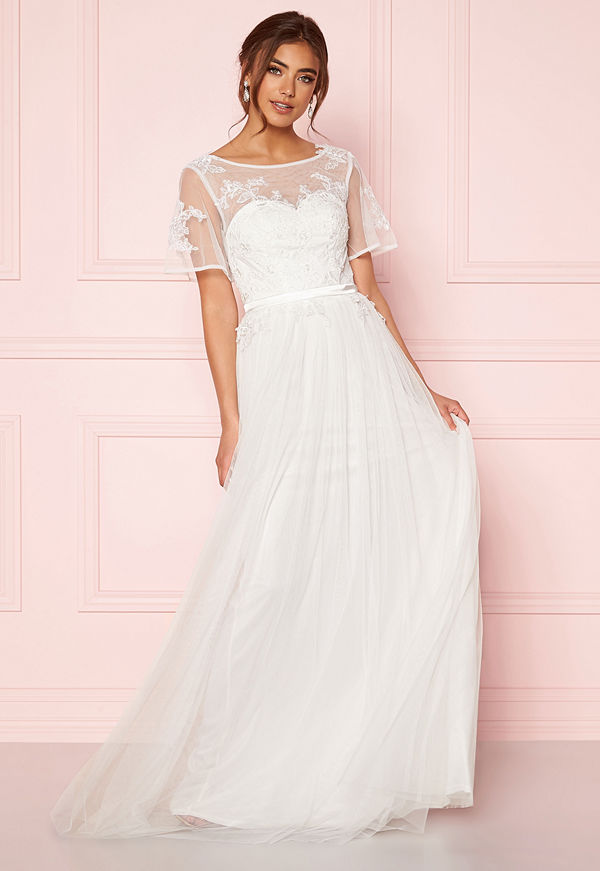 Moments New York Rosalie Wedding Gown White