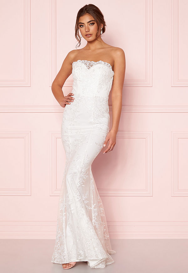 Moments New York Petal Wedding Gown White