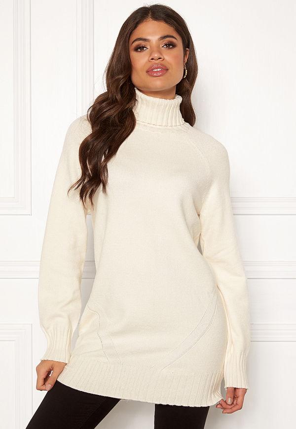 Object Elina L/S Knit Tunic