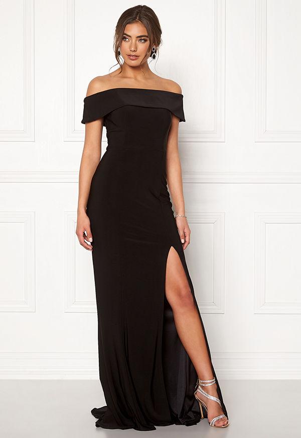 Moments New York Zahara Bardot Gown