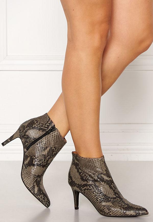 Twist & Tango Lyon Boots Brown Snake