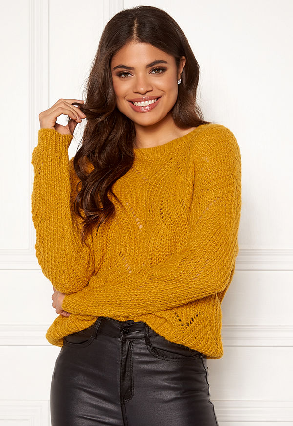 Only Havana L/S Pullover Knit
