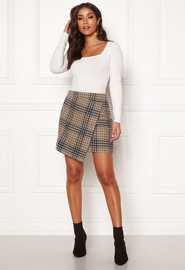 Dagmar Darda Check Skirt