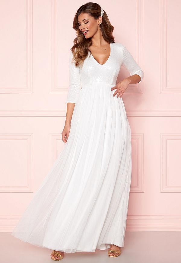 Chiara Forthi Admirante sparkling gown