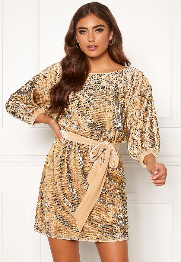 Make Way Lettina sequin dress