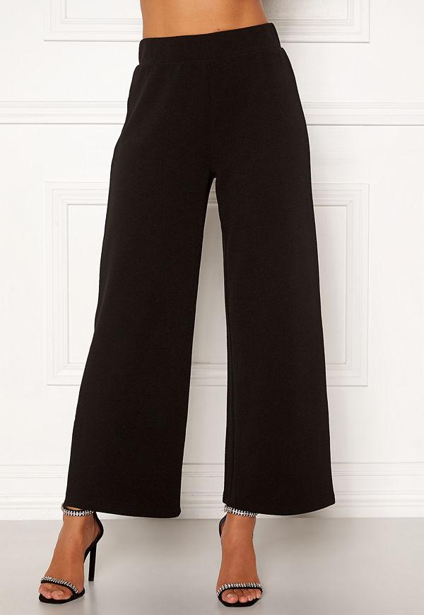 Happy Holly svarta byxor Estelle kimono pants