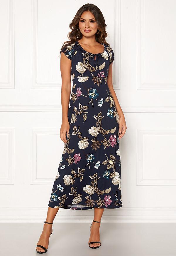 Happy Holly Tessie maxi dress