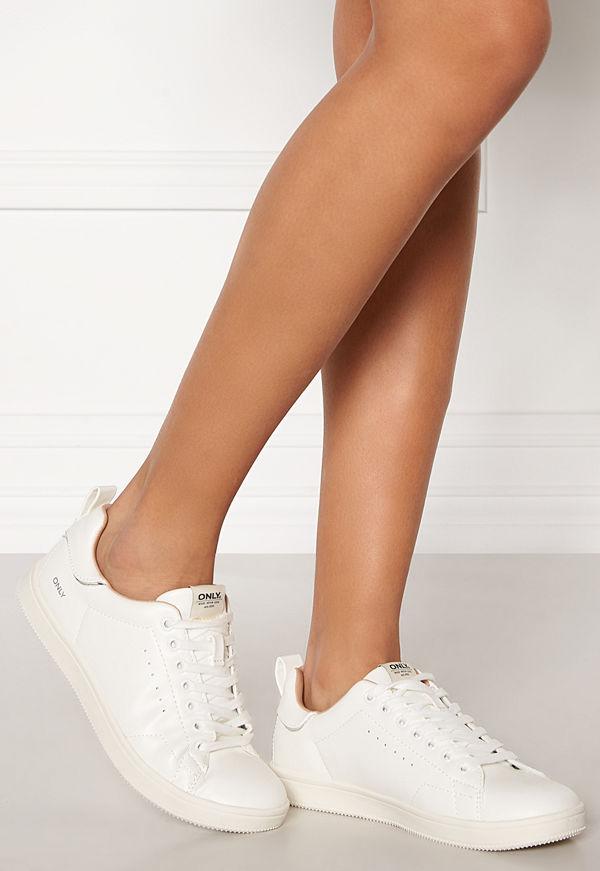 Only Shilo Pu Sneaker White