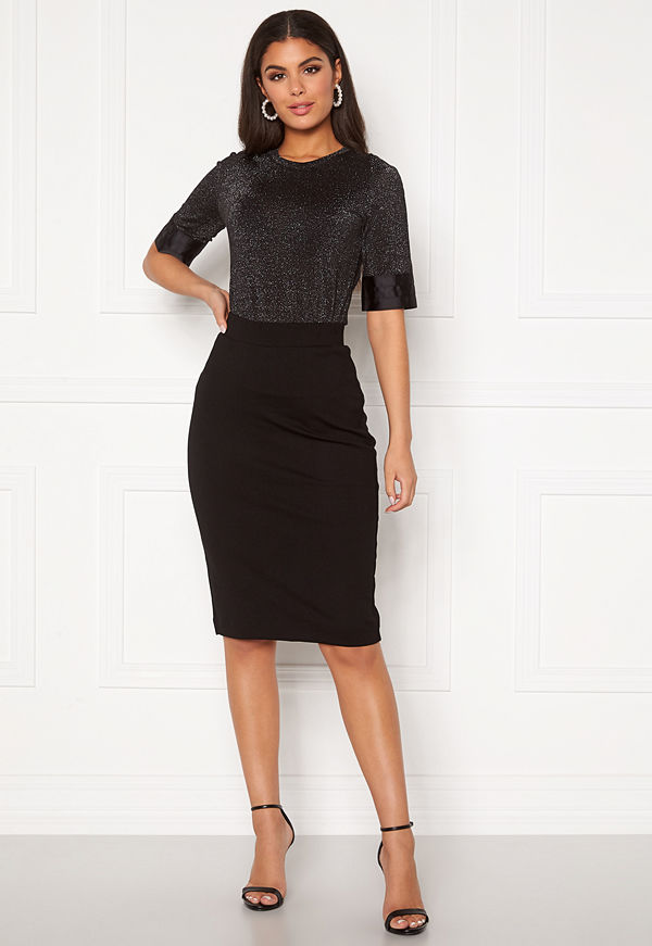 Selected Femme Shelly MW Pencil Skirt