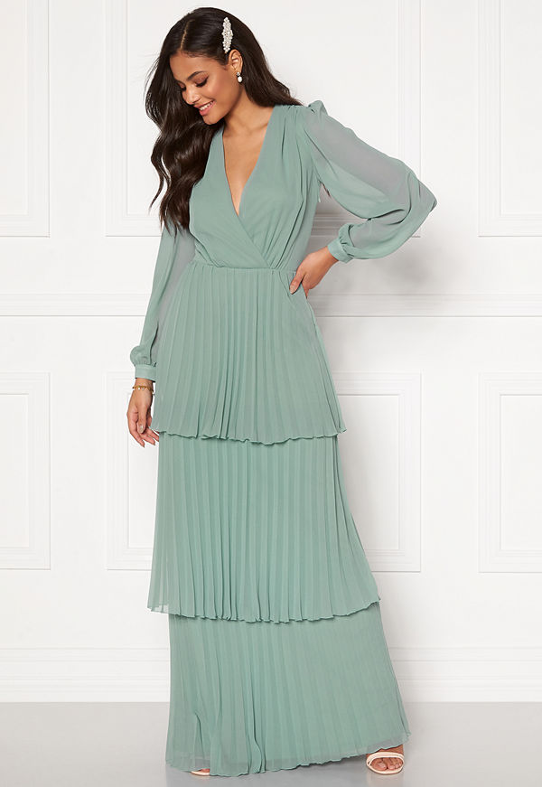 Moments New York Astrid Frill Gown