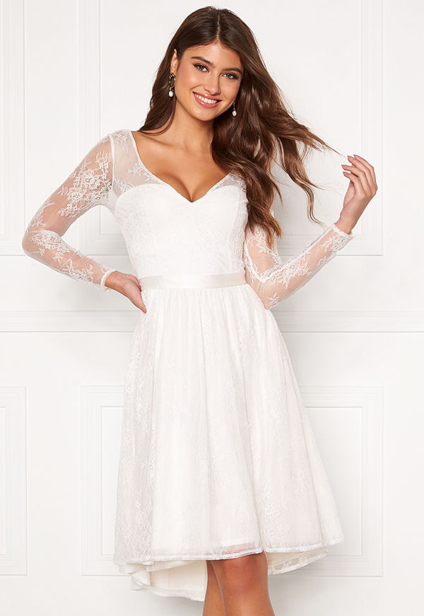 Chiara Forthi Aceline Dress White