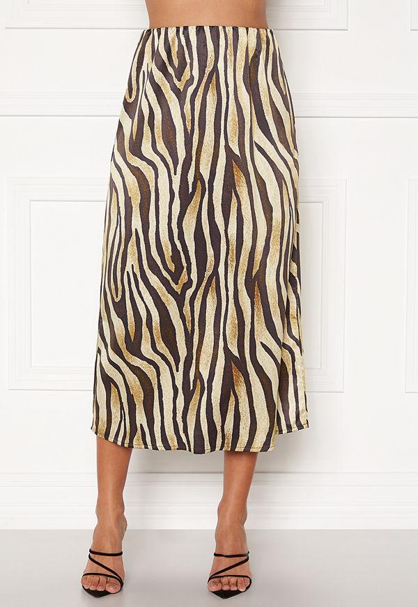 Bubbleroom Tyra skirt Tiger