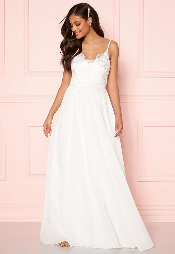 Moments New York Vanessa Wedding Gown White