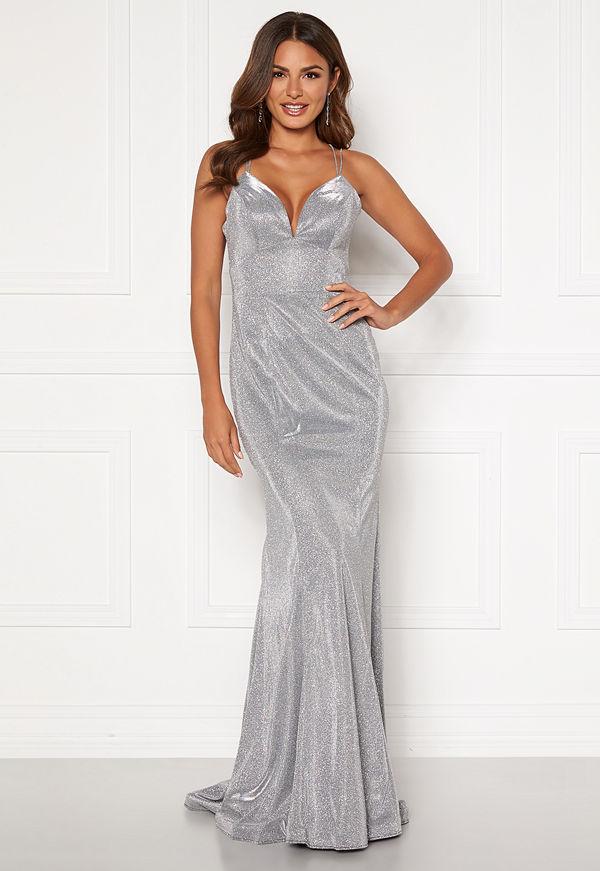 Susanna Rivieri Sparkling Fishtail Dress