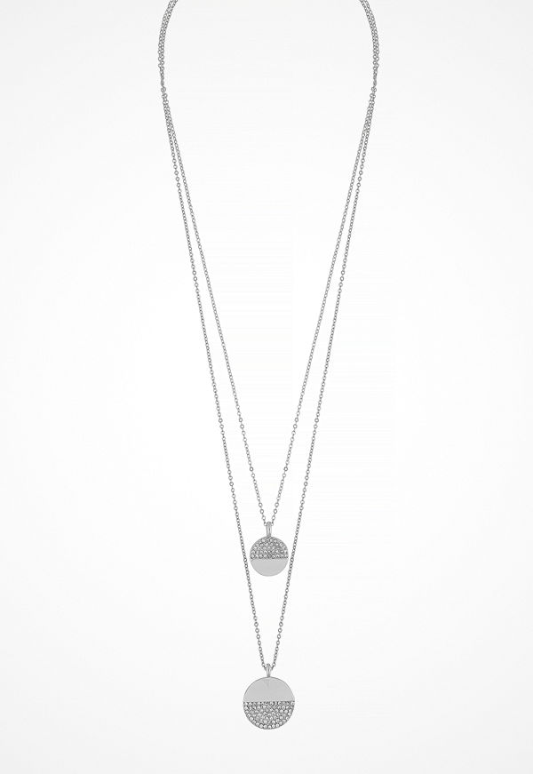 SNÖ of Sweden halsband Marseille Double Necklace