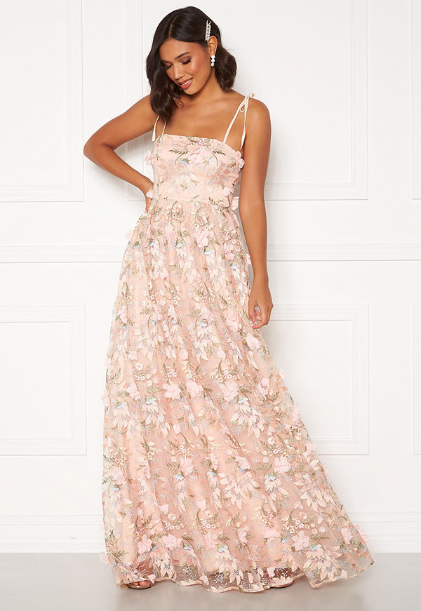Moments New York Grace Floral Gown