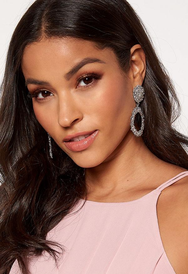 Bubbleroom örhängen Crystal earrings