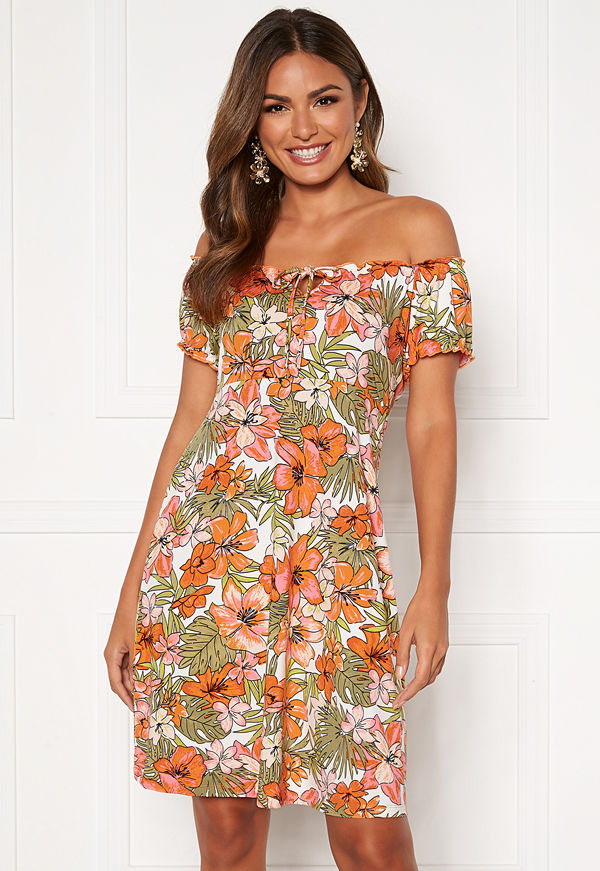 Happy Holly Tessan dress Patterned