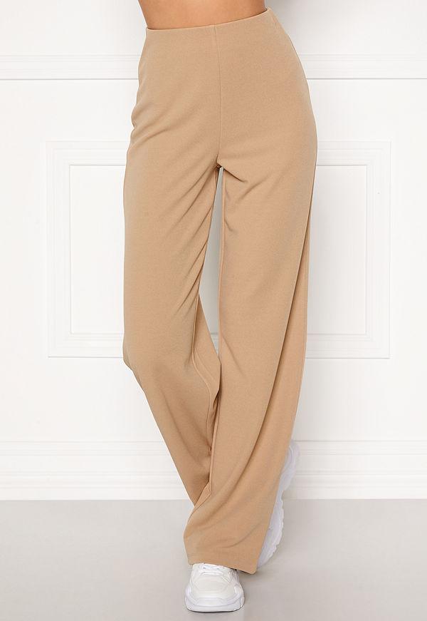 Bubbleroom beige byxor Petronella trousers