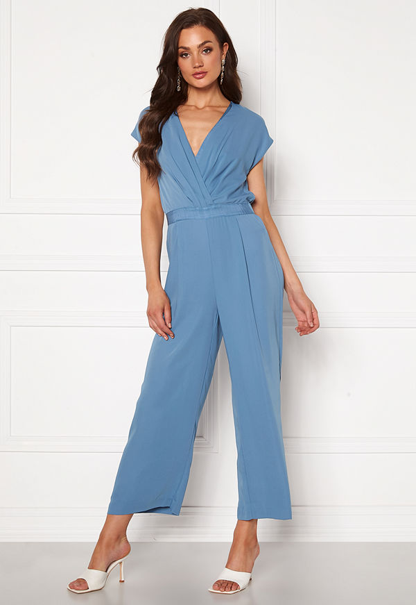Y.a.s Mamba SS Jumpsuit Blue Heaven