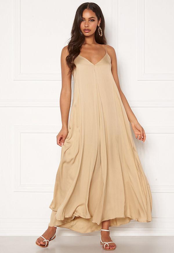 Object Bia Long Strap Dress Incense