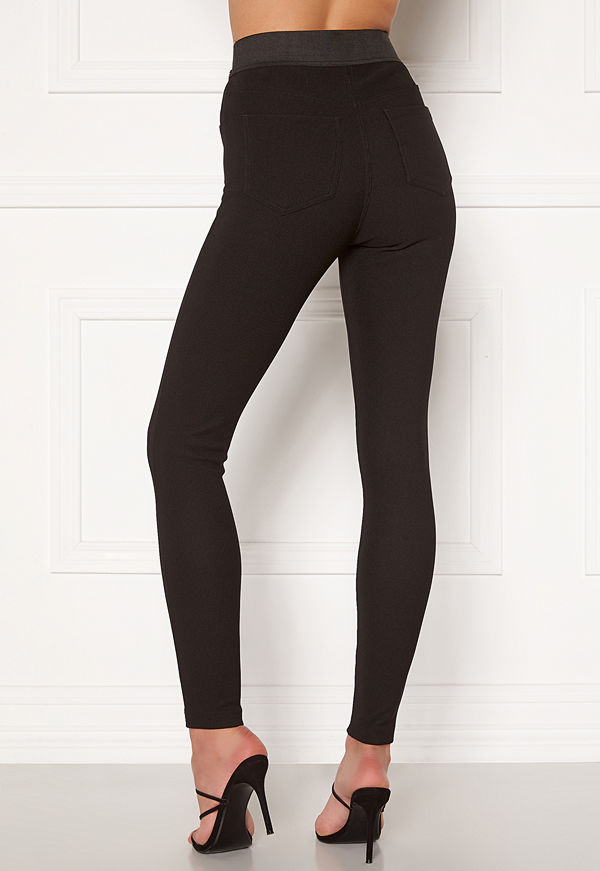 Chiara Forthi Romia ribbed leggings