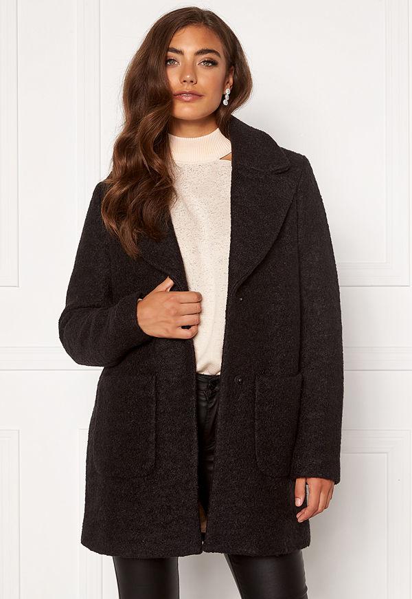 Ichi Stipa Jacket Black