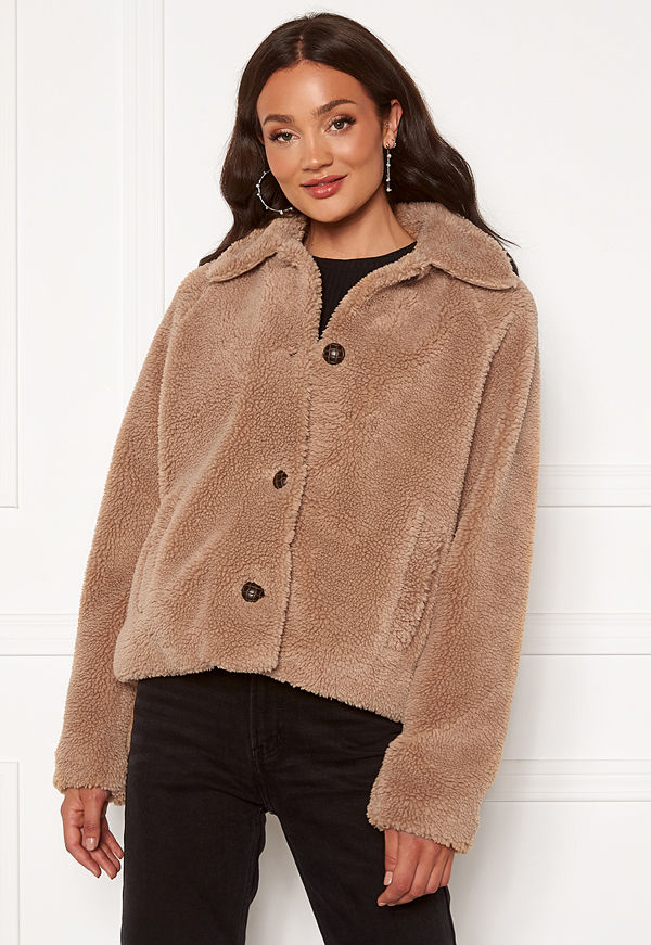 Only Emily Teddy Jacket