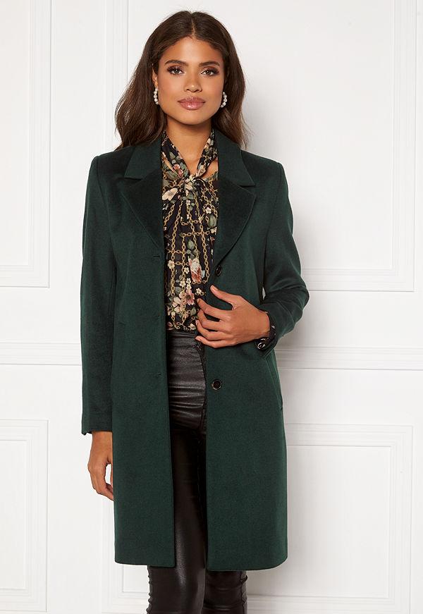 Selected Femme Sasja Wool Coat Green Gables