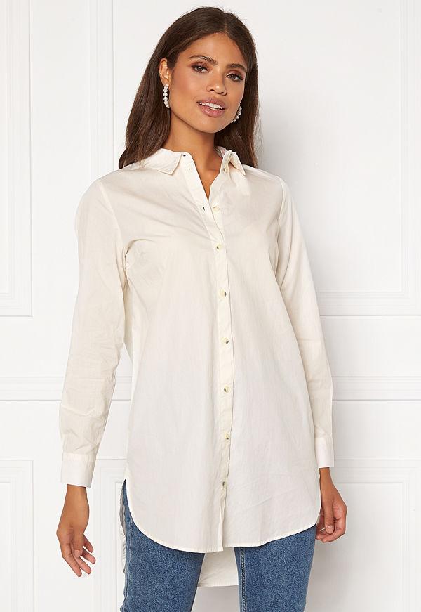 Pieces Noma LS Long Shirt