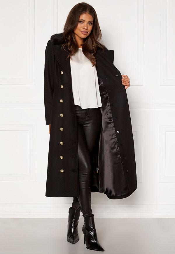 Ida Sjöstedt Abbey Coat Black