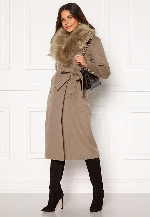 Chiara Forthi Amber Long Coat