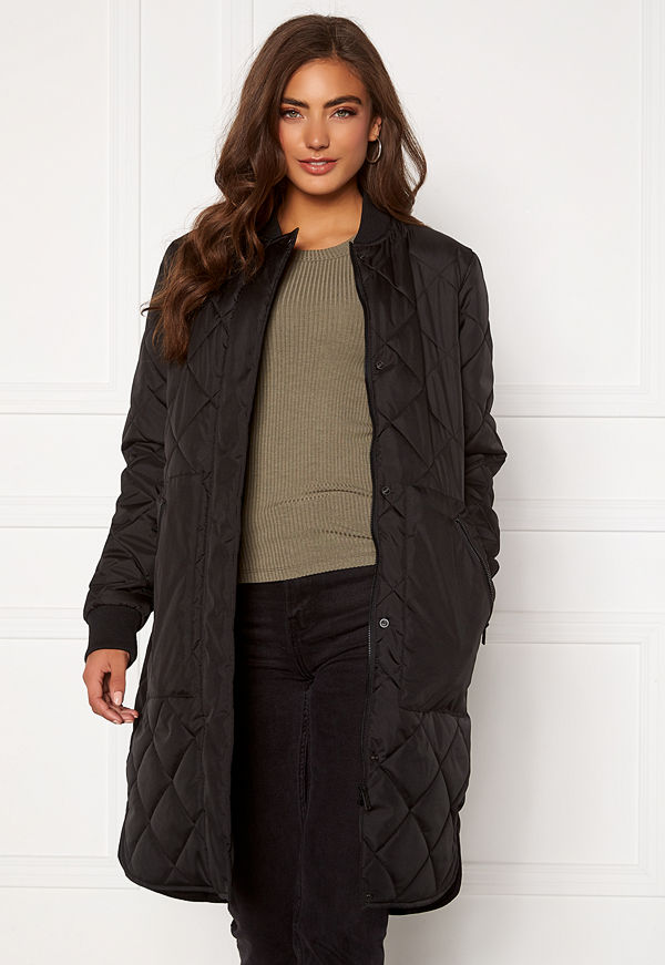 Selected Femme Natalia Quilted Coat
